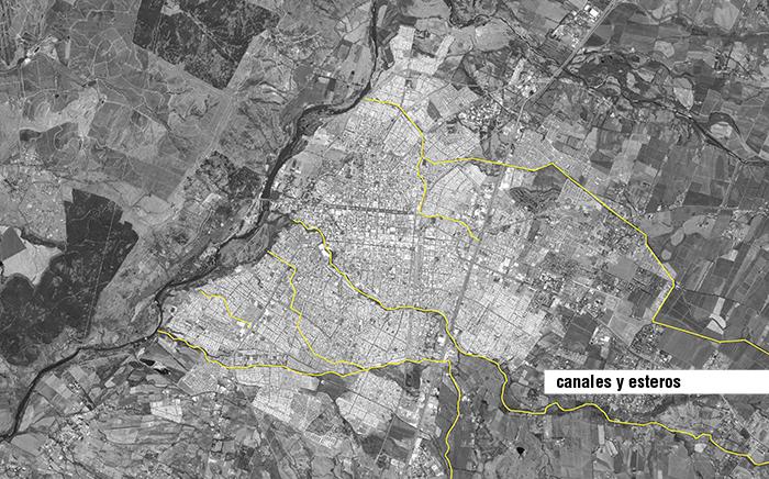 Canales Urbanos 1