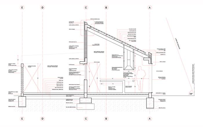 Allplan 2003: 3 Casa En Machali